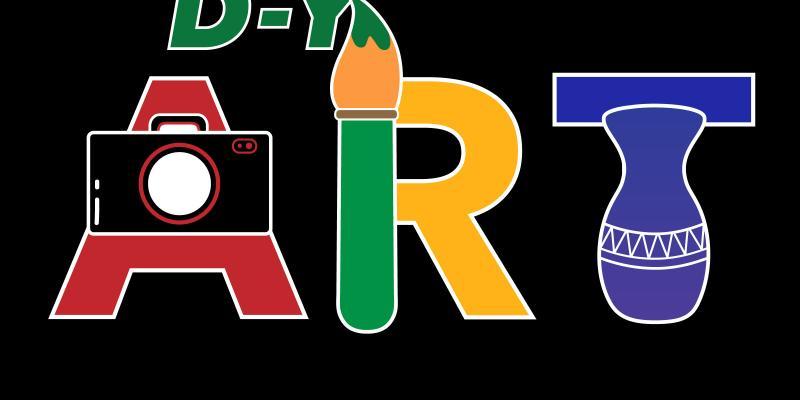 Kailey Norton's Art Logo Chosen for DY High School Art Department