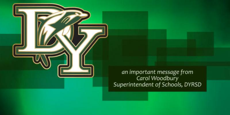 Message From the Superintendent 4/3/20
