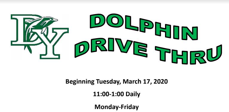 dolphin drive thru